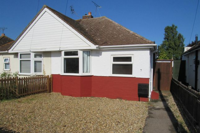 Semi-detached bungalow for sale in Woodman Avenue, Whitstable