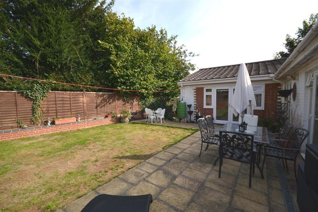 Thumbnail Detached bungalow for sale in Carbonel Close, Basingstoke