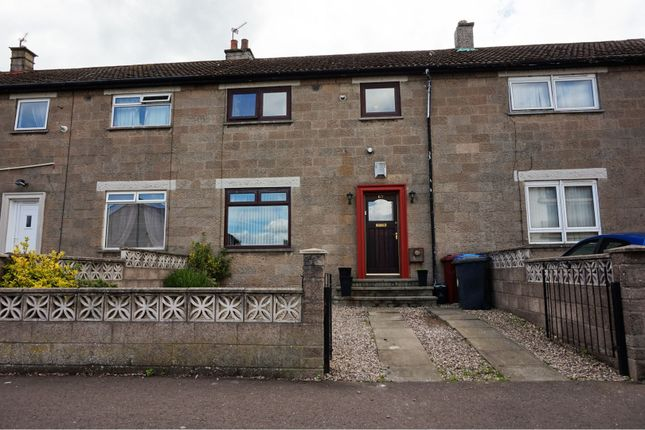 Front View of Ballantrae Place, Dundee DD4