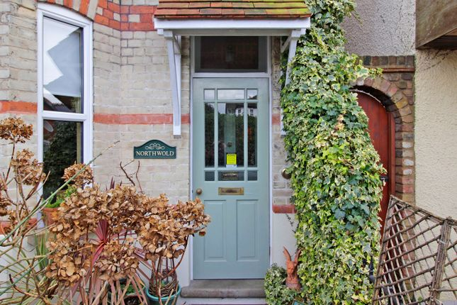 Thumbnail Detached house for sale in Grosvenor Road, West Wickham