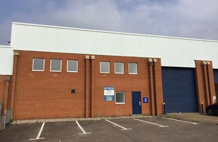 Thumbnail Light industrial to let in Grafton Trade Park, Quorn Way, Northampton
