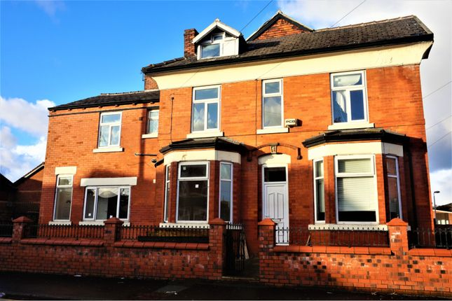 Thumbnail Detached house for sale in Tootal Road, Salford
