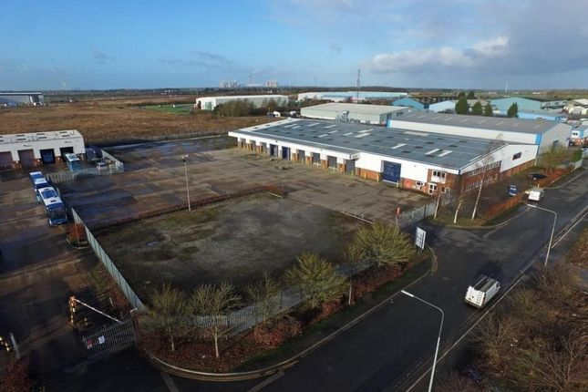 Thumbnail Industrial for sale in New Potter Grange Road, Goole