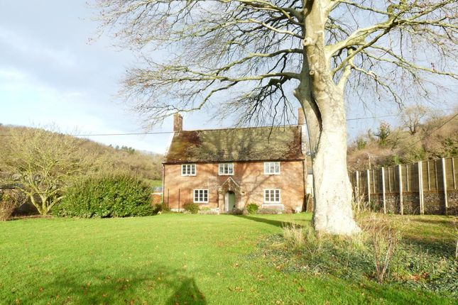 Thumbnail Detached house to rent in Winterborne Houghton, Blandford Forum, Dorset