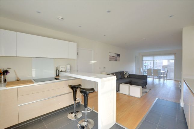 Kitchen of Landmann Point, 6 Peartree Way, London SE10