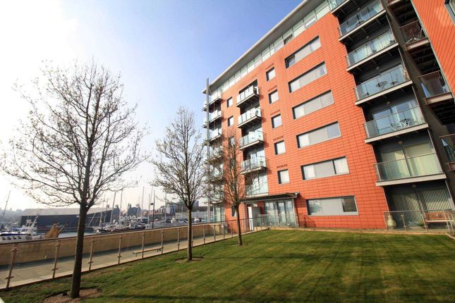 Thumbnail Flat to rent in Anchor Street, Ipswich