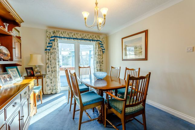 Dining Room of Chestnut House, Northside, Thorney, Peterborough PE6