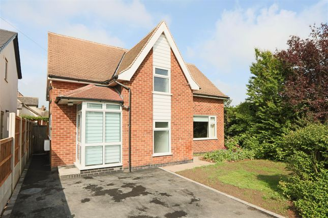 Thumbnail Detached house for sale in Cheadle Close, Mapperley, Nottingham NG36Fr