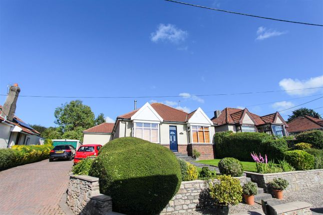 Thumbnail Detached bungalow for sale in Dene Road, Whitchurch, Bristol