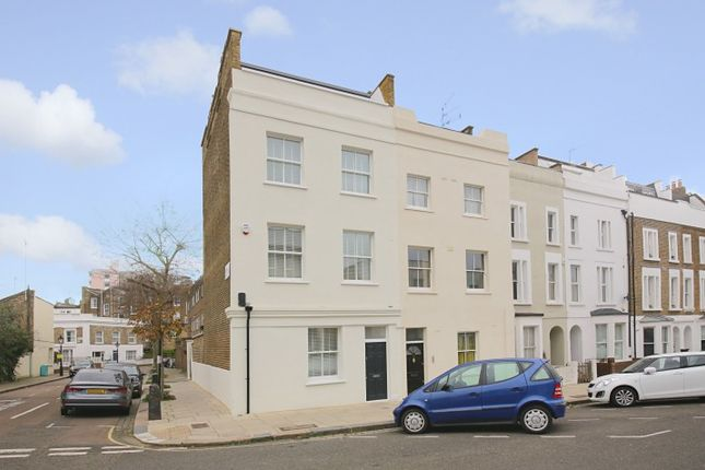 Thumbnail End terrace house for sale in Grafton Terrace, London
