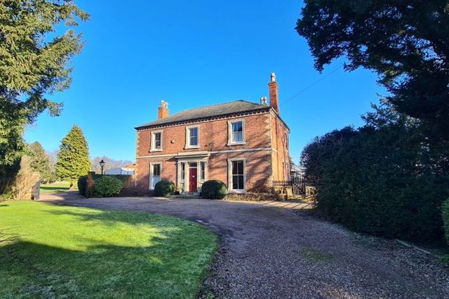 Detached house for sale in The Hall, Low Street, Beckingham
