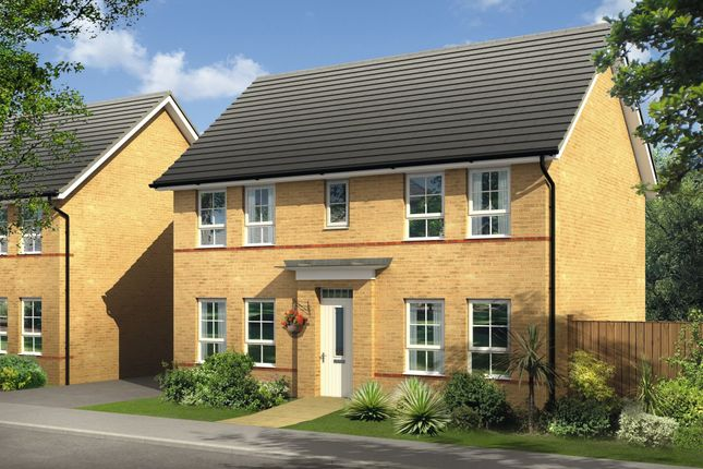 """Thumbnail Detached house for sale in """"Thornbury"""" at Tregwilym Road, Rogerstone, Newport"""