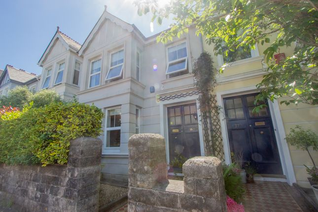 Thumbnail Terraced house for sale in Glenhurst Road, Mannamead, Plymouth