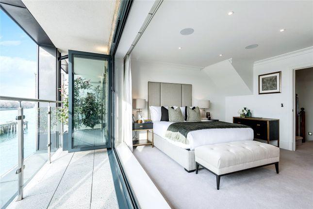 Thumbnail Terraced house to rent in Oxbridge Terrace, Palace Wharf, Rainville Road, London