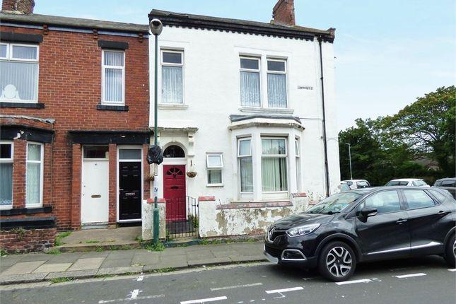 Thumbnail 3 bed maisonette for sale in Lyndhurst Street, South Shields, Tyne And Wear