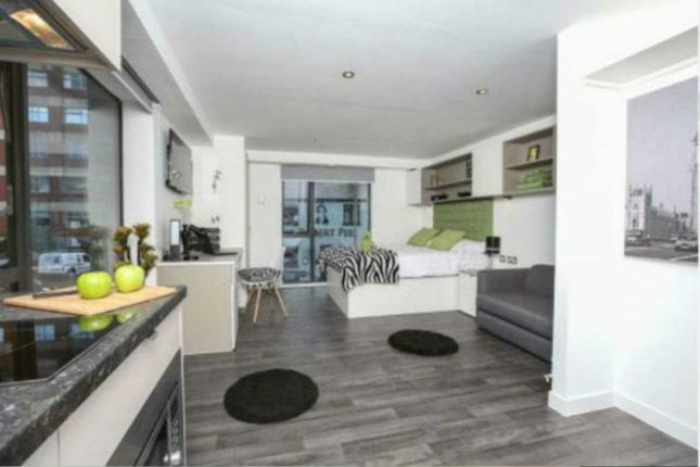 Thumbnail Flat for sale in 1A Fitzwilliam Place, High Street, Lincoln