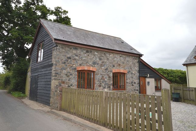 Thumbnail Barn conversion to rent in Carpenters Barn, Cheriton Bishop, Exeter