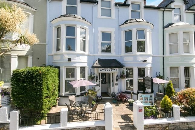 Thumbnail Hotel/guest house for sale in Arvon Avenue, Llandudno, Conwy, North Wales