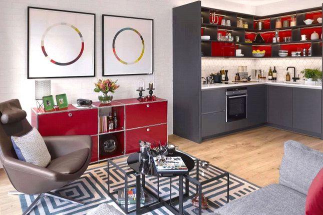 Thumbnail Flat for sale in London City Island, London