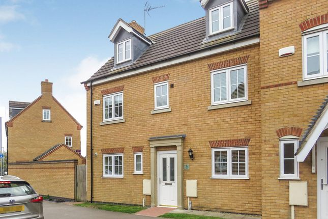 Thumbnail Property to rent in Laughton Drive, Stamford