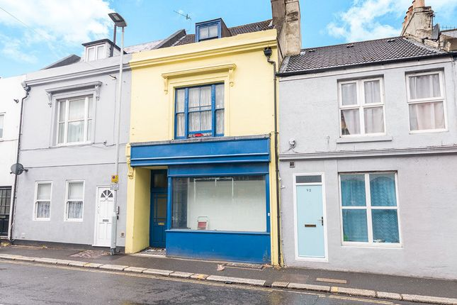 Thumbnail Terraced house for sale in Bohemia Road, St. Leonards-On-Sea