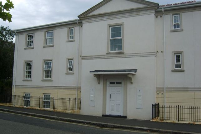Thumbnail Property to rent in Park House, Greenbank, Plymouth