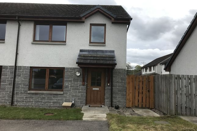 Thumbnail Semi-detached house to rent in Culduthel Avenue, Inverness