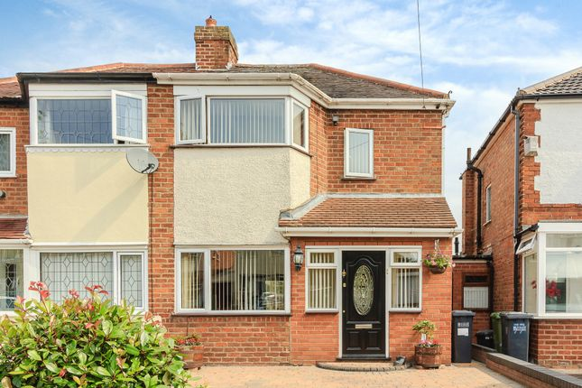Thumbnail Semi-detached house for sale in Rangoon Road, Solihull