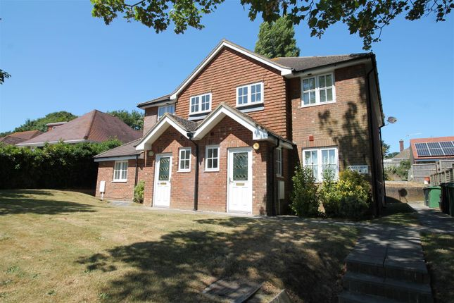 Thumbnail Terraced house for sale in Woodsgate Park, Bexhill-On-Sea