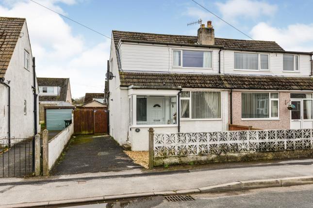 Thumbnail Semi-detached house for sale in Chestnut Avenue, Bolton Le Sands, Carnforth, Lancashire