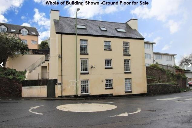 Thumbnail Flat for sale in Colley End Road, Paignton