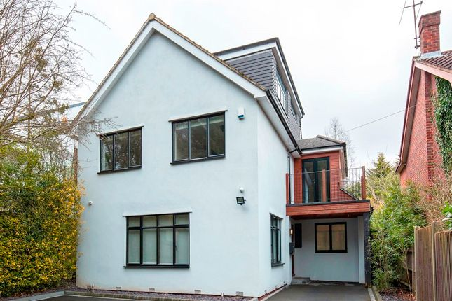 Thumbnail Detached house to rent in Hendon Wood Lane, London, Greater London