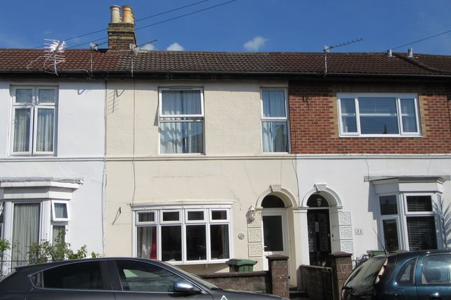 4 bed terraced house to rent in Duncan Road, Southsea