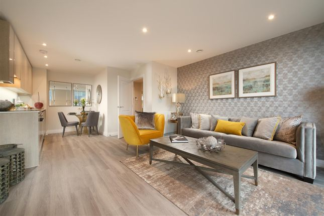 Thumbnail Flat for sale in Harefield Road, Uxbridge