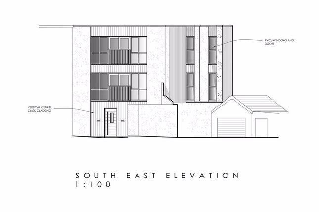 4 bed flat for sale in East Street, Newquay TR7