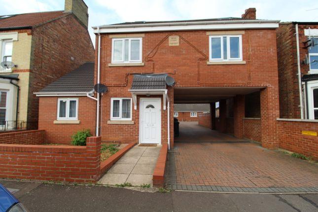 Thumbnail Duplex to rent in Mehdi Court, Peterborough