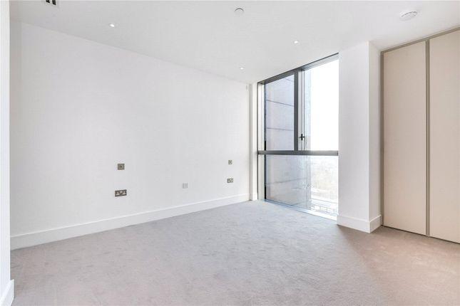 Bedroom of Carrara Tower, 250 City Road, London EC1V