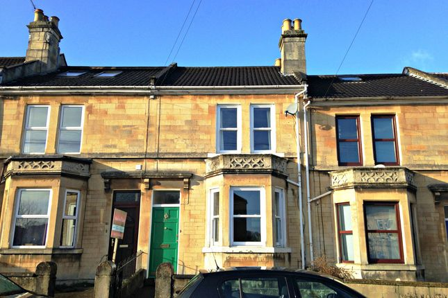 Thumbnail Terraced house for sale in Ringwood Road, Oldfield Park, Bath
