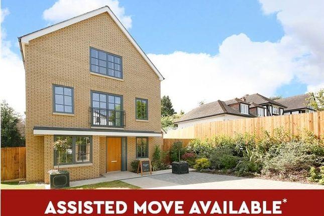 Thumbnail Detached house for sale in Lawrie Park Crescent, Sydenham
