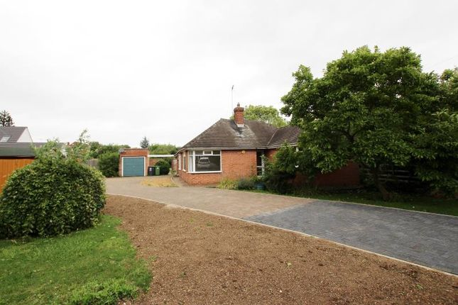 Thumbnail Detached bungalow to rent in Broadway, Yaxley, Peterborough