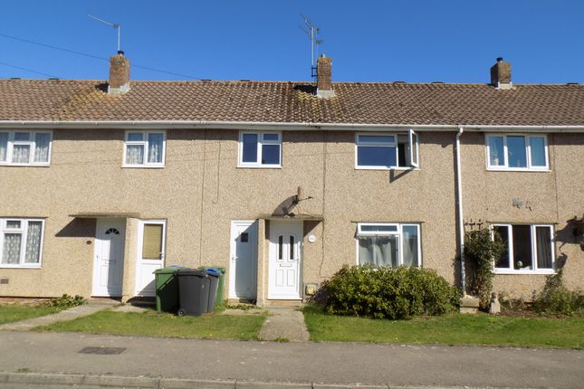 Thumbnail Terraced house for sale in Argosy Road, Lyneham, Wiltshire