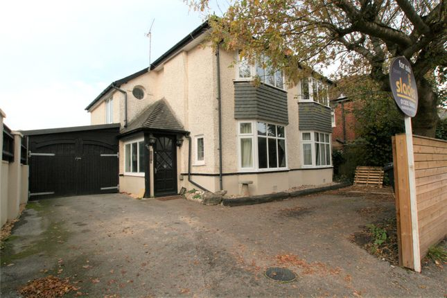 Thumbnail Detached house for sale in Stokewood Road, Bournemouth, Dorset