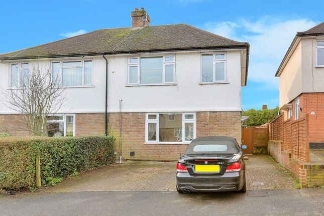 Thumbnail Property to rent in Hyde View Road, Harpenden