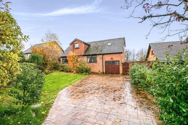 Thumbnail Detached bungalow for sale in Nemos Close, Helsby, Frodsham