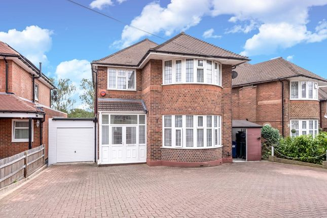 Thumbnail Detached house for sale in Woodside Park, London N12,