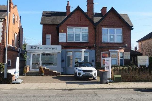 Thumbnail Commercial property for sale in 87/87A, 87B, 87c & 87d Melton Road, West Bridgford, Nottingham