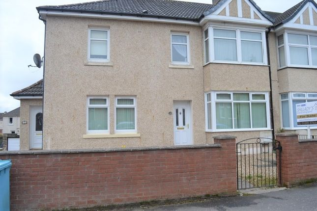 Thumbnail Flat for sale in Campbell Street, Wishaw