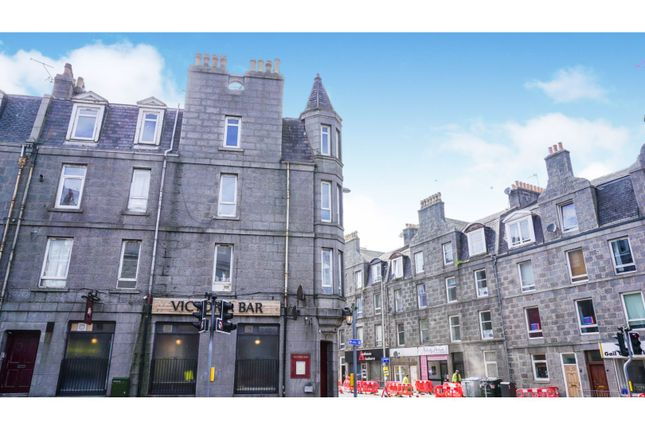 Thumbnail Flat for sale in Victoria Road, Aberdeen