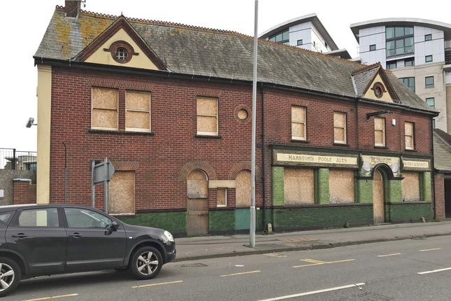 Thumbnail Commercial property for sale in Former Swan Inn, Poole