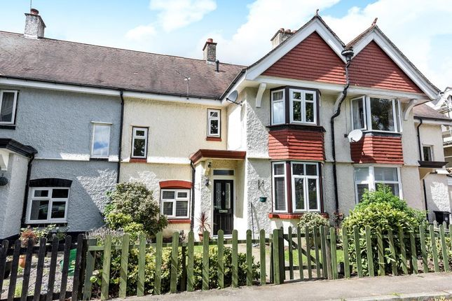 Thumbnail Terraced house for sale in Field View, Feltham